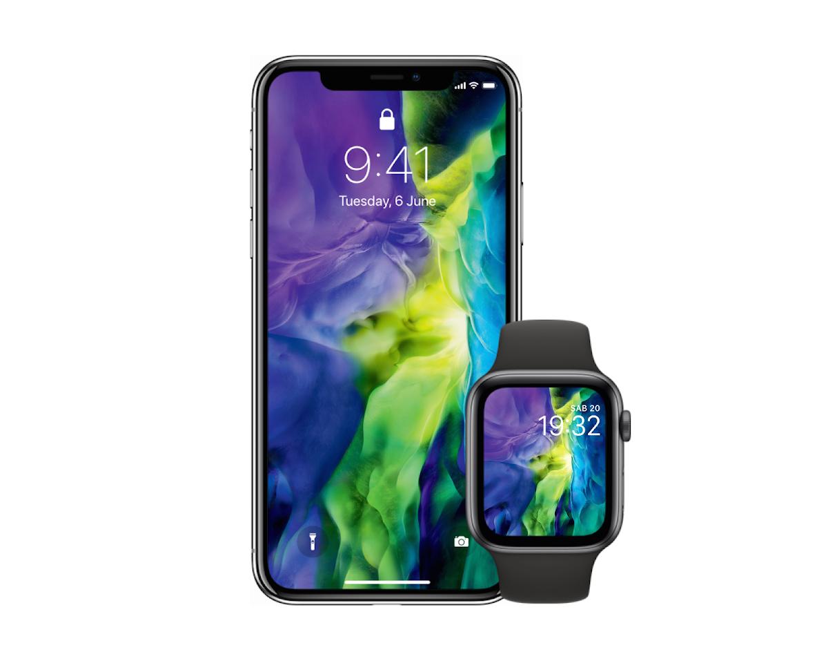 新型ipad Pro 2020年モデルの公式壁紙をダウンロード可能に こぼねみ