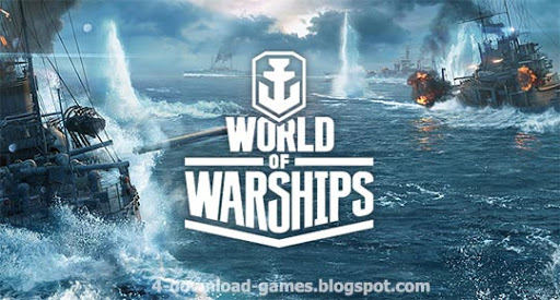 لعبة حرب السفن World of Warships