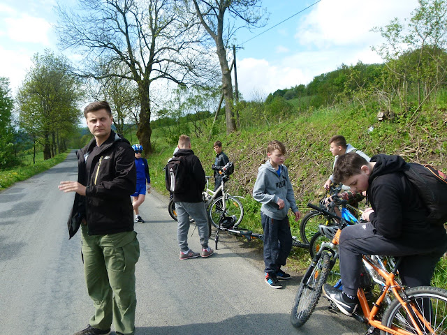 Wycieczka rowerowa Olchowiec - P1160001.JPG