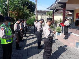 Polsek Wonoasih Tetap Siagakan Personil Pada 1 Mei