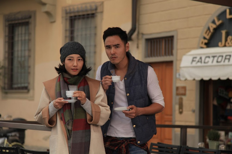 Cities In Love China Movie