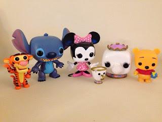 Disney Funkos