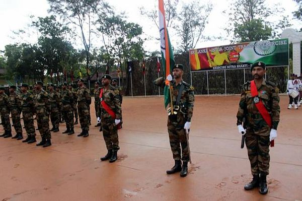 Indian and Sri Lankan navies to carry out 3-day military drill beginning Monday