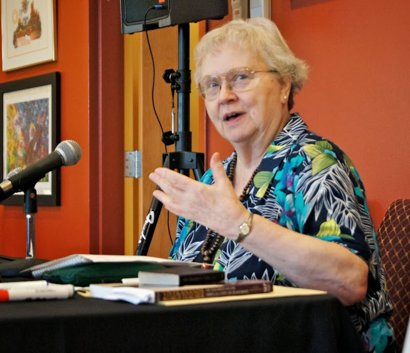 Rev. Barbara Henry