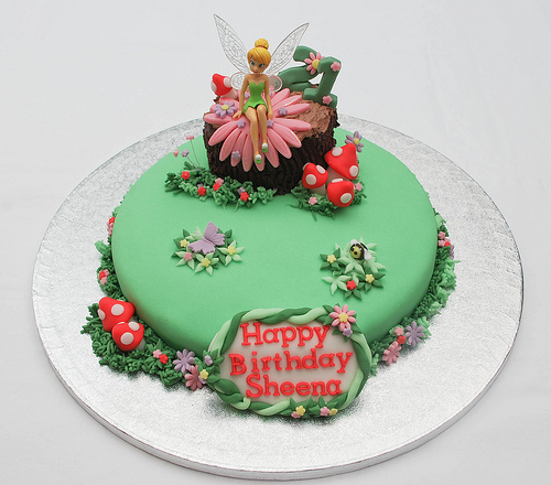 Cùng chiêm ngưỡng những chiếc bánh sinh nhật xinh lung linh