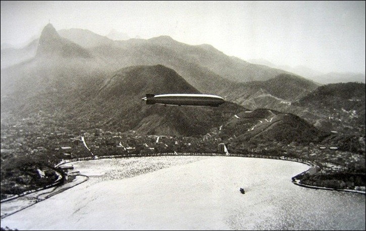 Zeppelin no Rio de Janeiro