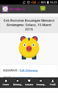 zodiak keuangan