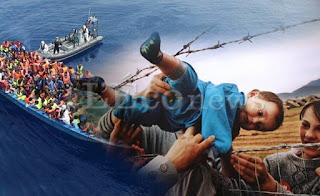 Les demandes d'asile augmenteront de 72% d'ici 2017