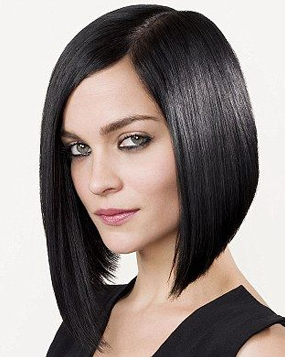 Asymmetrical long bob hairstyles 2019 are at the forefront ...