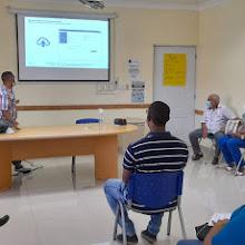 Distrito Educativo 01-05 realiza taller sobre SIGERD digital a directores de centros educativos.