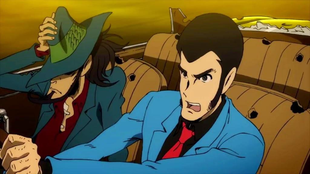 Xem phim Lupin the IIIrd: Jigen Daisuke no Bohyou - Lupin the Third: Jigen Daisuke no Bohyou | Lupin the Third: Daisuke Jigen's Gravestone Vietsub