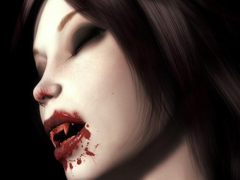 Vampire Baby, Vampire Girls 1