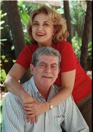 Carlos-Zara e Eva Wilma