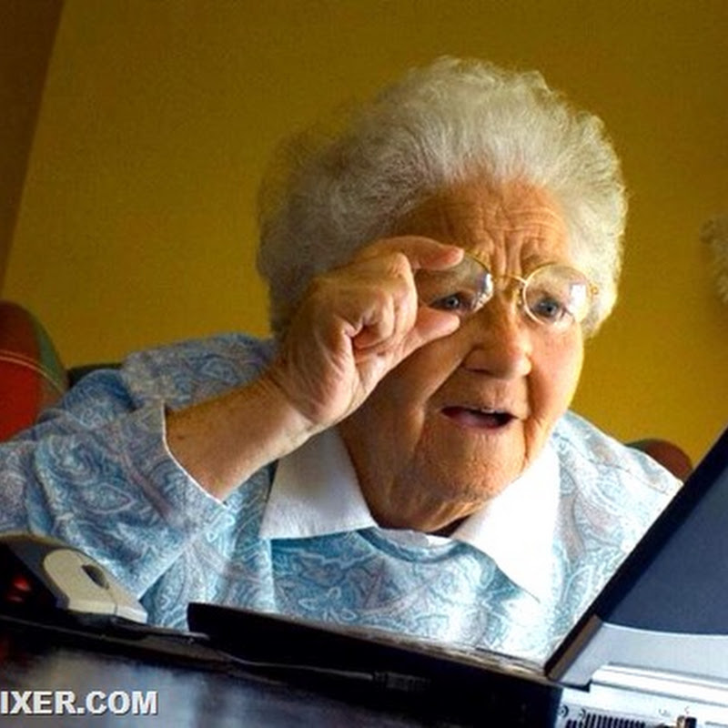 Как объяснить бабушке, кем ты работаешь