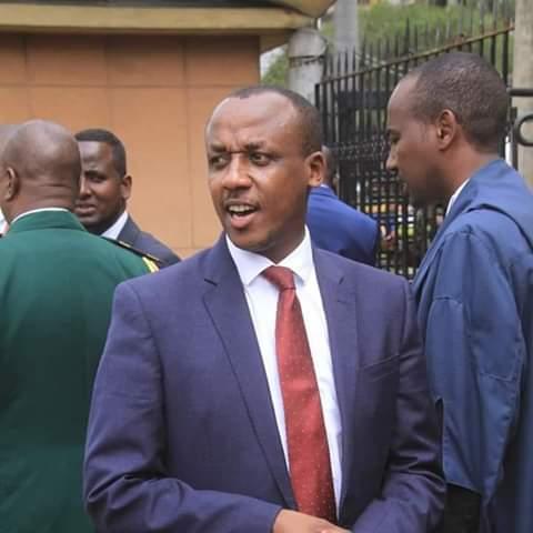Makueni Senator Mutula Kilonzo Jnr