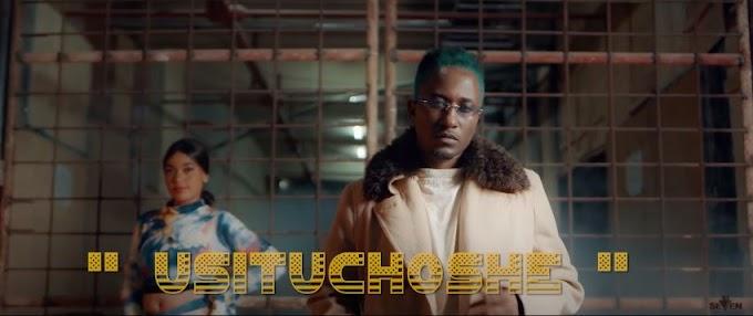 VIDEO:  Dj Seven Ft. Baddest 47 - Usituchoshe | Mp4 Download