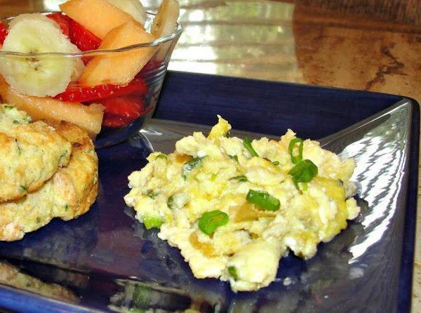 Niratama (garlic Chive Scrambled Eggs) Recipe