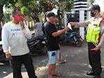 Wilayah Hukum Polsek Tanjungsiang Berika himbauan Protokol Kesehatan