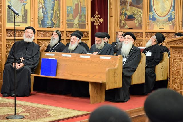 His Holiness Pope Tawadros II visit to St. Mark LA - DSC_0102.JPG
