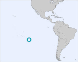 Pitcairn Islands location map