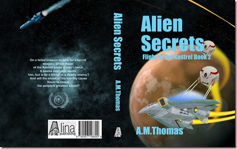Alien Secrets full cover