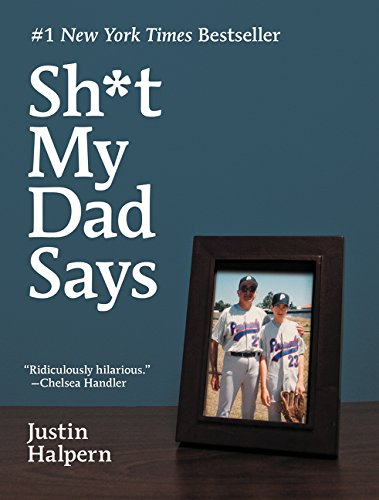 Sh*t My Dad Says - Books Humor