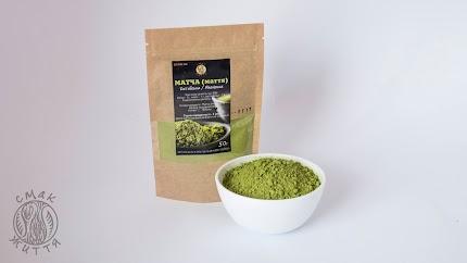 Матча (маття), зелений порошкоподібний чай (Японський)