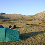 Camping at Wilkinsons Creek (89635)