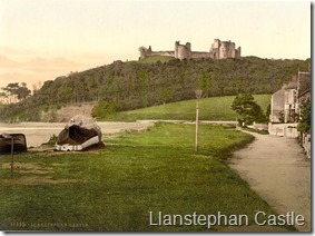 Llanstephan Castle