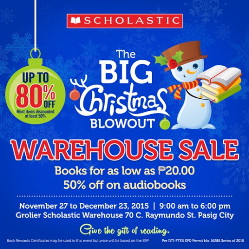 Christmas gift ideas, tips and tricks, Christmas, Unilab, Scholastic, ASUS