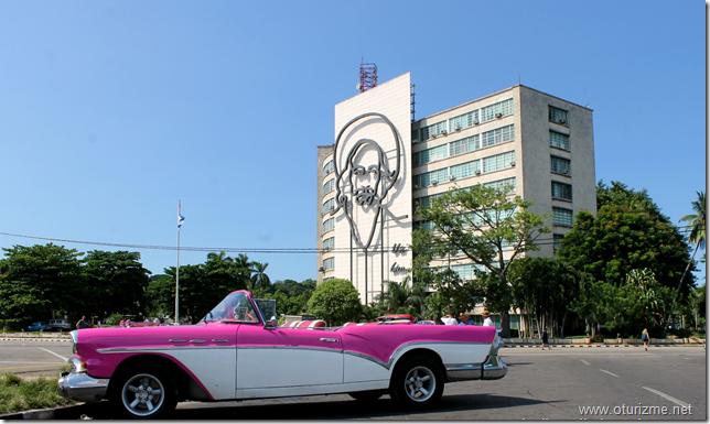 Куба. Гавана. Площадь революции