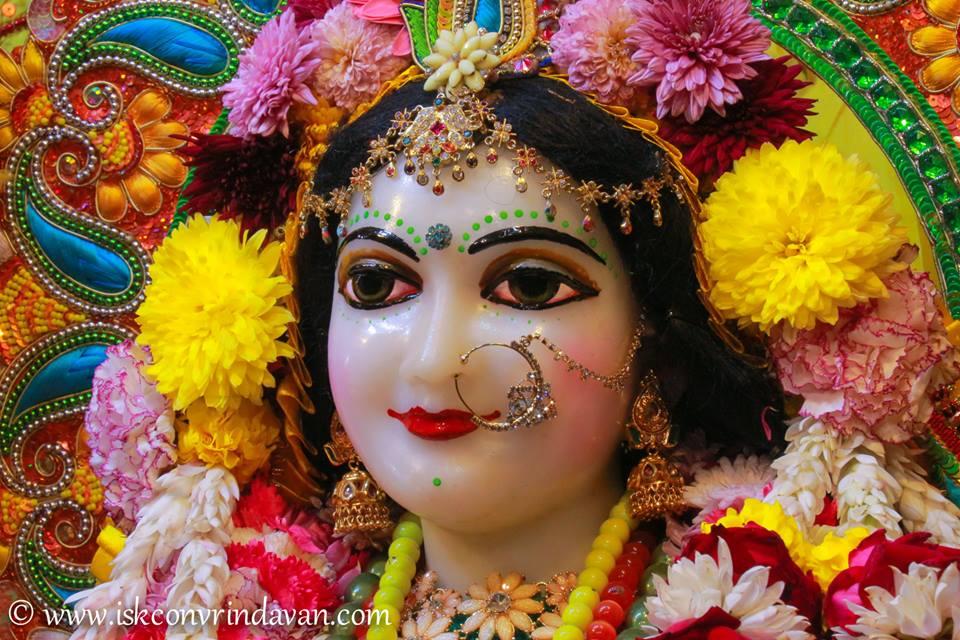 ISKCON Vrindavan Deity Darshan 03 jan 2017 (16)