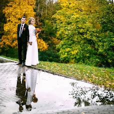 Wedding photographer Kirill Urbanskiy (Urban87). Photo of 17.10.2016