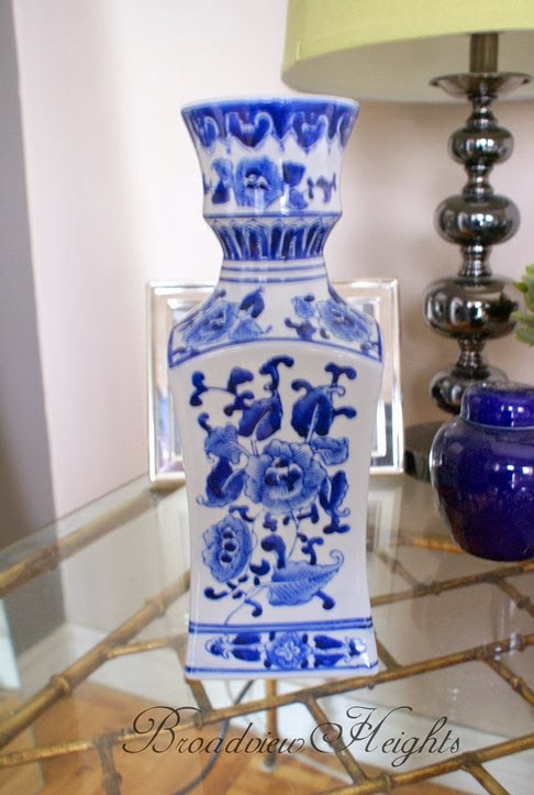 Starting a collection – Blue and White ceramics