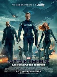 Jaquette de Captain America: The Winter Soldier