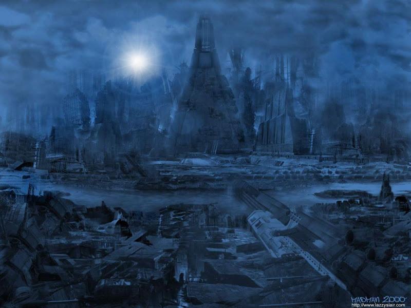 Mystical Place Of Deep, Magical Landscapes 3