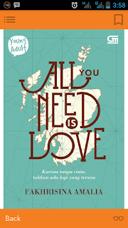 All You Need is Love – Fakhrisina Amalia