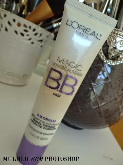 Resenha BB Cream Magic Skin Beautifier Loreal