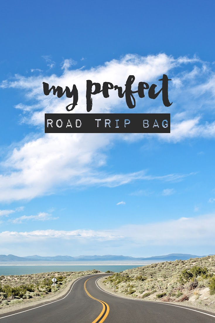 My Perfect Road Trip Bag - All My Road Trip Essentials.