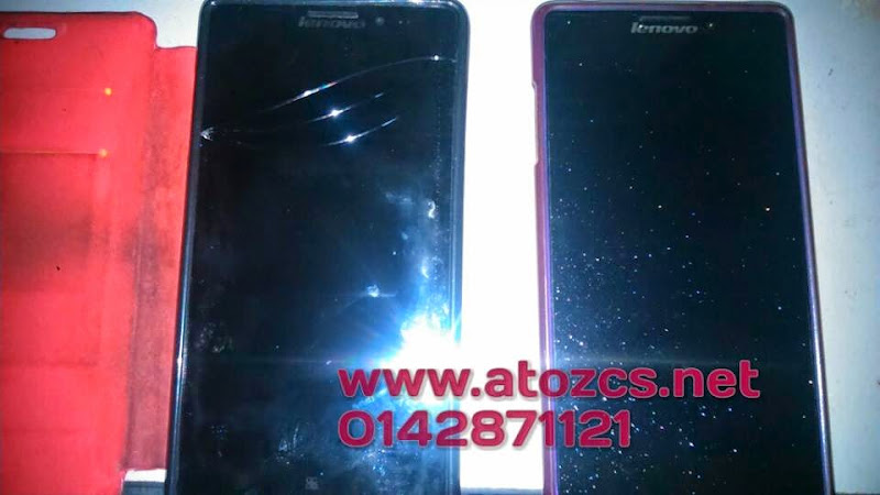 Lenovo vibe k910 screen cracked relplace