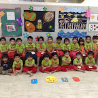 Celebrated Nut Day by Nursery Section, Witty World (2015-16)