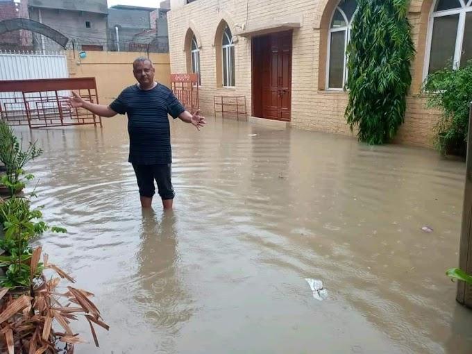 لاہور میں آج موسلا دھار بارش سے موسم خوشگوار
