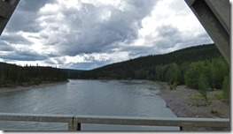 Stikine River, Cassiar Highway