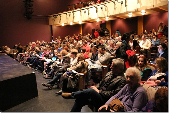 2 STAGES - Theatre Events for All Ages. Photo by Ruth Zamoyta