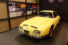 Alfa Romeo 2600 S2 prototipo