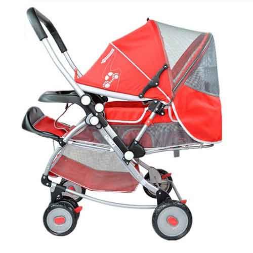 Xe đẩy em bé đa năng có bập bênh