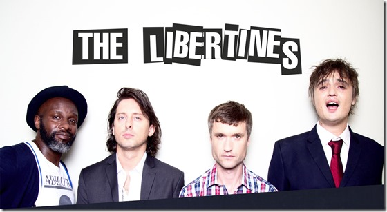 Boletos para The Libertines Mexico 2016 2017 2018 Ticketmaster Superboletos