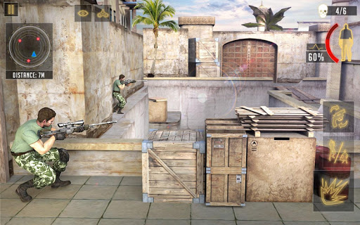 Frontline Critical Strike: New FPS Shoot War 1.0.1 5