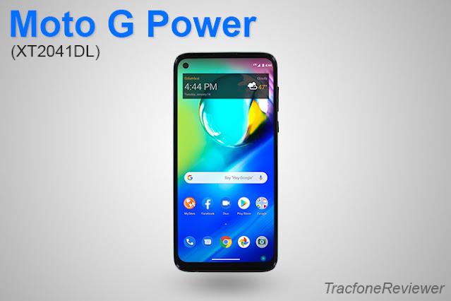 Moto G Power Best Tracfone