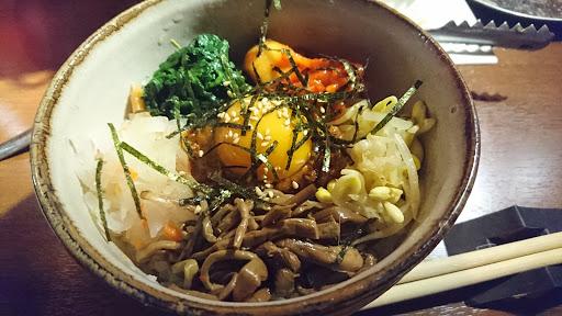 [写真]焼肉 島津のビビンパ
